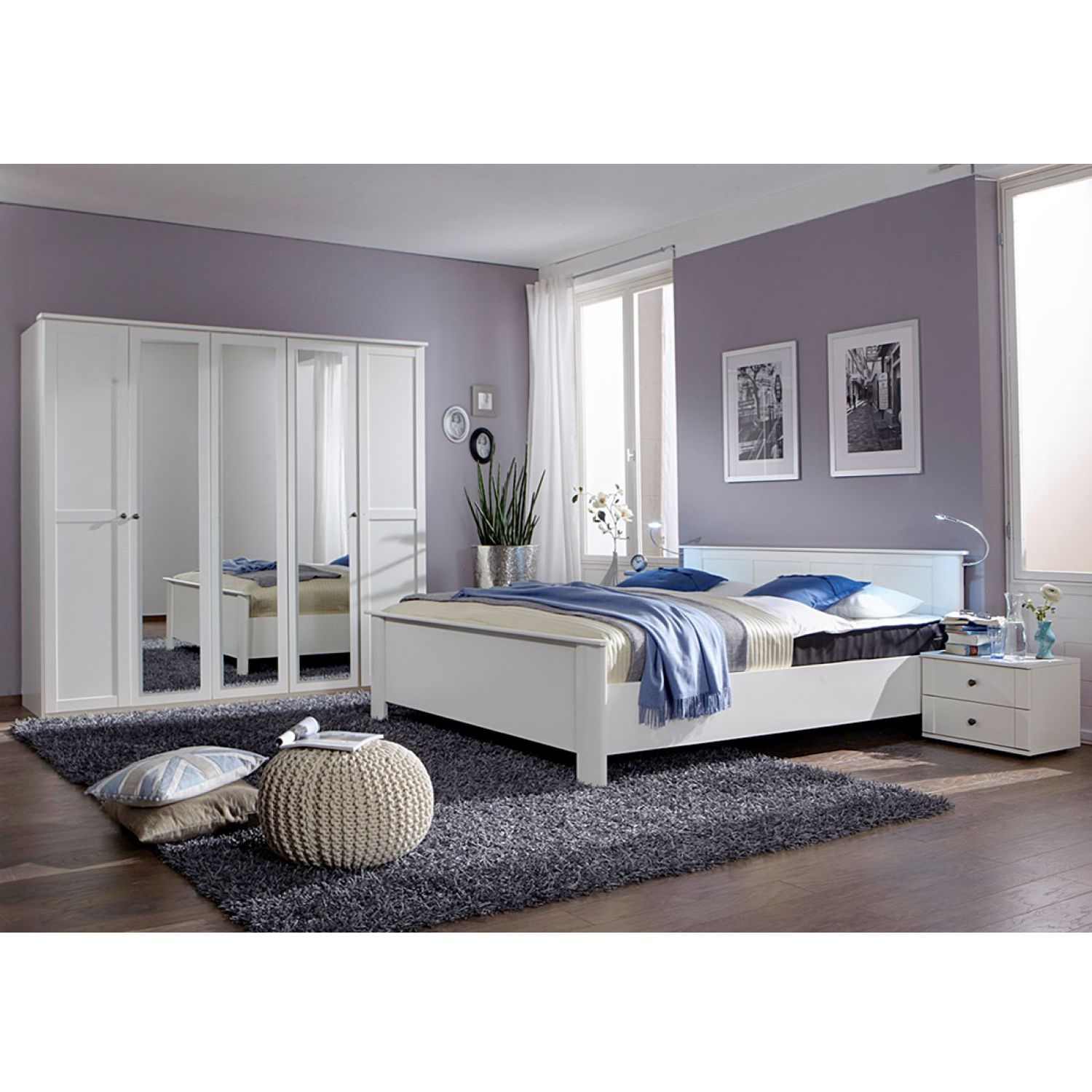 Schlafzimmer Komplett Ratenzahlung But Chambre Adulte Fabulous Rangement Lit But With But