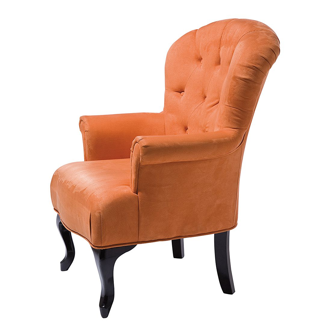Velour Sessel Reinigen Sessel Cafehaus Velours Orange Der Marke Kare Design