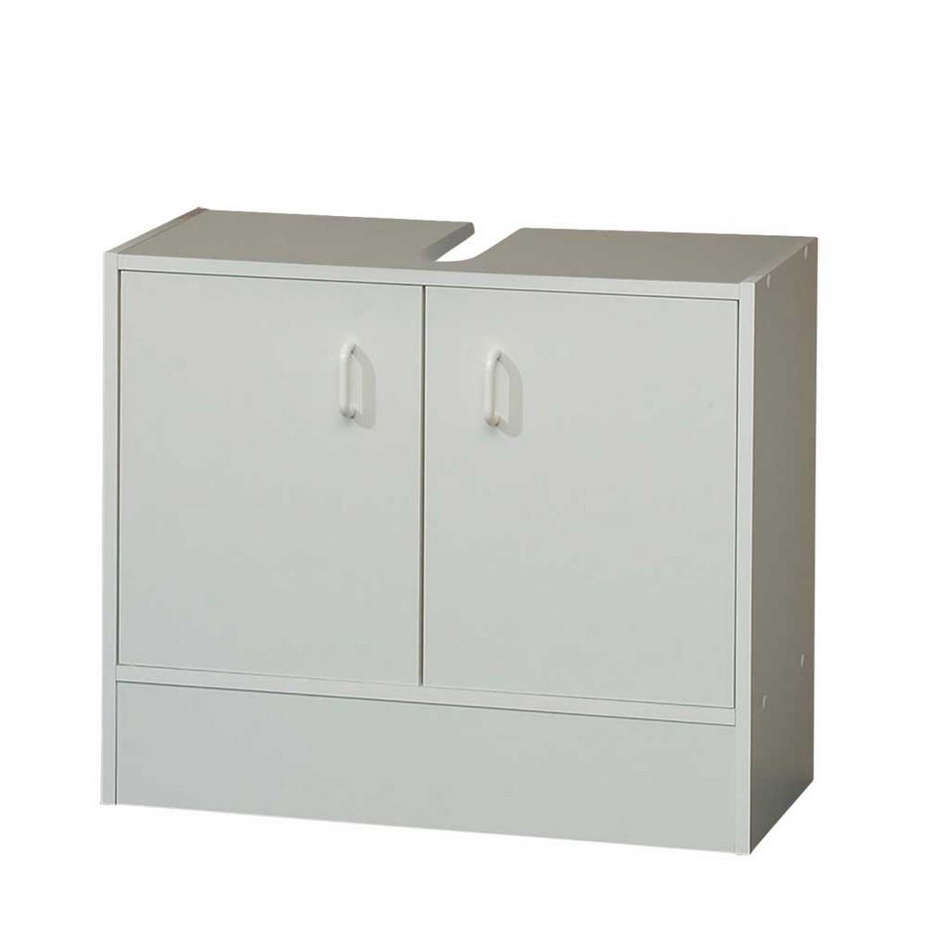 Waschbeckenunterschrank Kleines Bad Frische Badezimmer Fliesen Mit