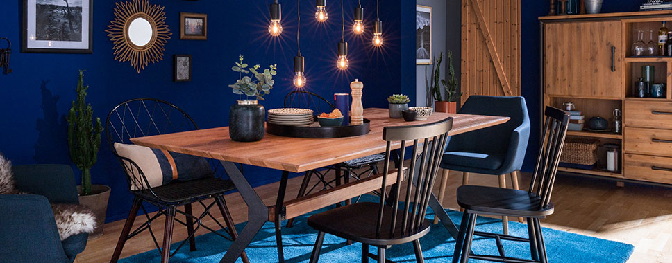 Couchtisch Fashion For Home Navy Blue | Die Trendfarbe 2018
