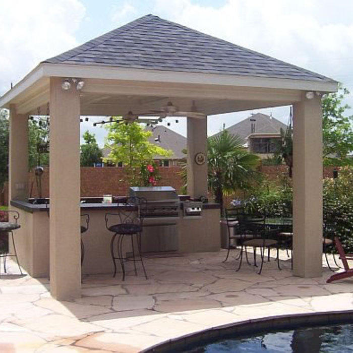 7 Outdoor Kitchen Ideas and Tips Home Matters AHS - outside kitchen ideas