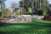 Fieldstone Patio Pictures and Photos