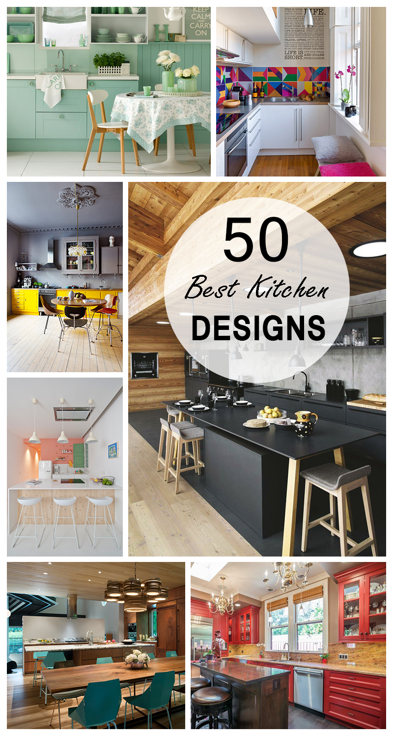 best kitchen design ideas kitchen design ideas Check Out 50 Inspiring Ideas to Design Your Kitchen for