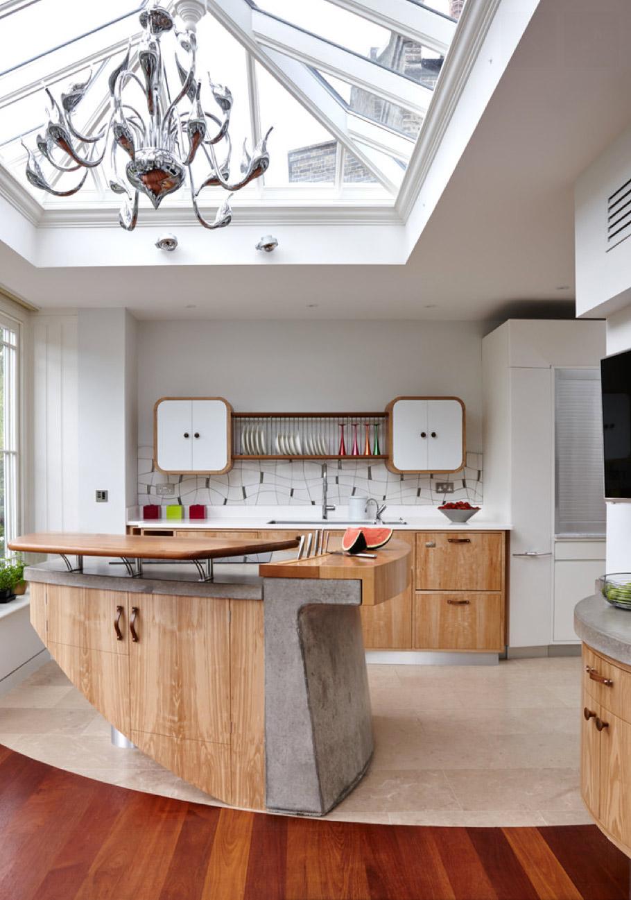 best modern kitchen design ideas modern kitchen designs 8 The Sculpted Beauty