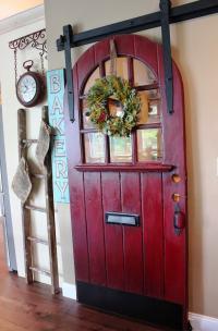 33 Best Repurposed Old Door Ideas and Designs for 2017