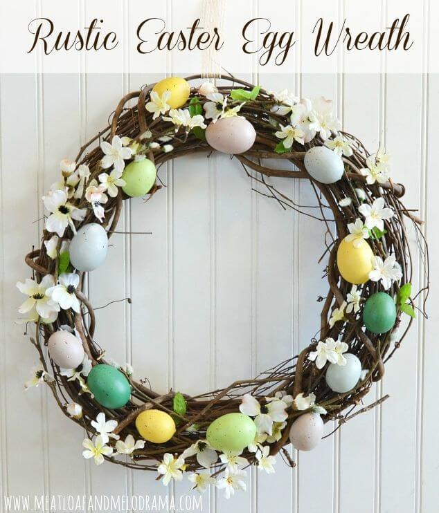 32 Best Diy Easter Decorations And Crafts For 2017