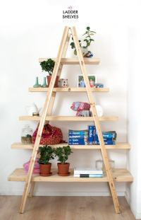 26 Best DIY Bookshelf Ideas and Designs for 2017