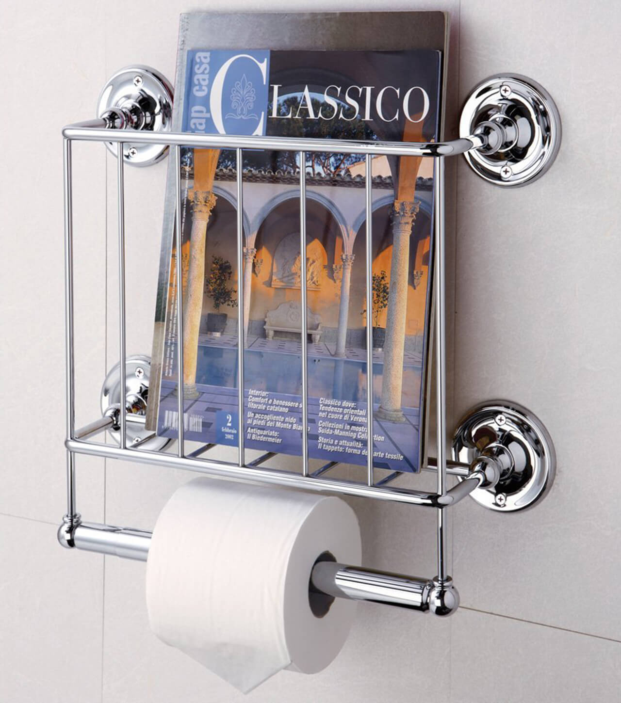 Toilet Paper Holder Rack 23 Best Bathroom Magazine Rack Ideas To Save Space In 2017