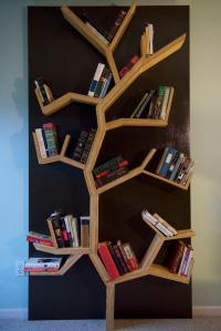 16 Awesome DIY Ideas For Bookshelves - Style Motivation