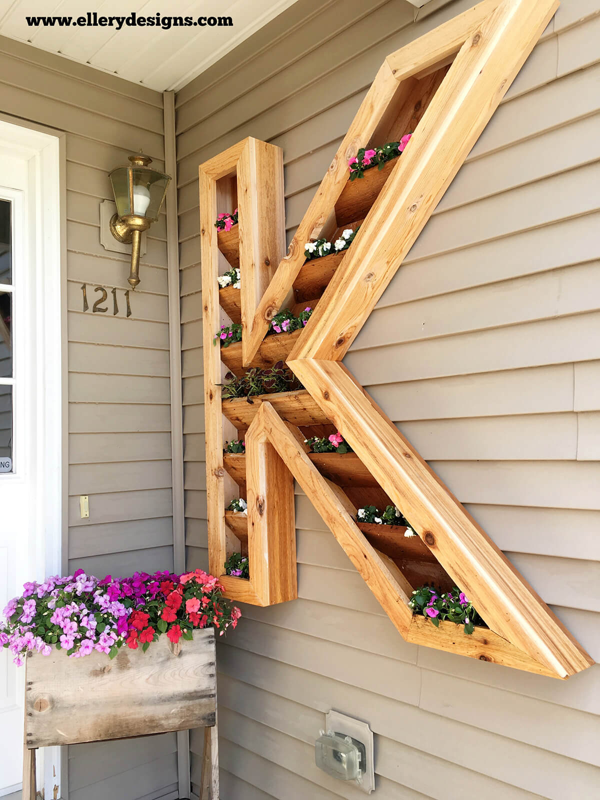 Diy Planter Box From Pallets 32 Best Diy Pallet And Wood Planter Box Ideas And Designs