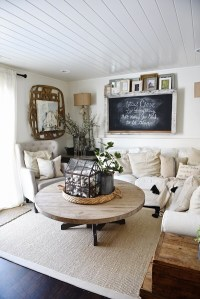 35 Best Farmhouse Living Room Decor Ideas and Designs for 2017