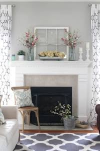 Farmhouse Living Room Decorating Ideas