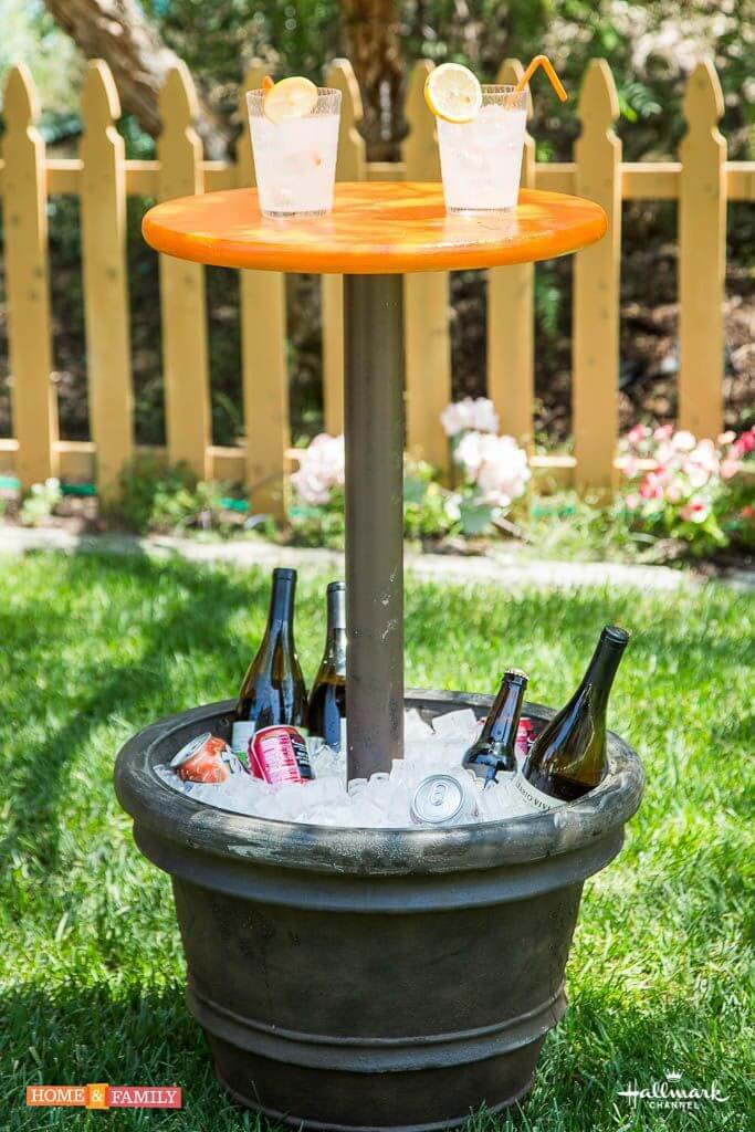 32 Best DIY Outdoor Bar Ideas and Designs for 2017