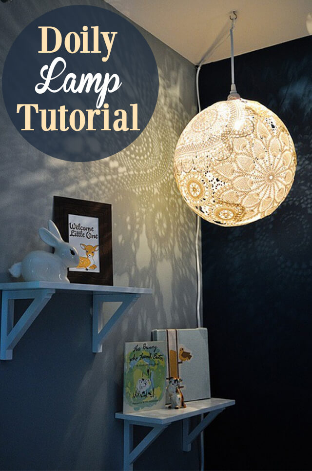 34 Best DIY Lamp and Lamp Shade Ideas and Designs for 2017