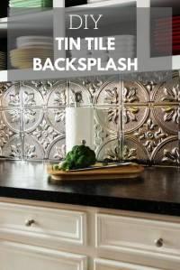 25+ Best DIY Kitchen Backsplash Ideas and Designs for 2017