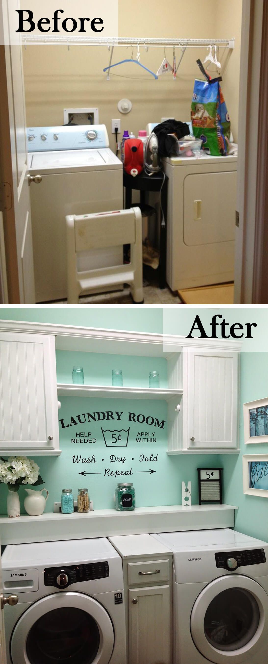 Kitchen Utility Room Ideas 23 Best Budget Friendly Laundry Room Makeover Ideas And