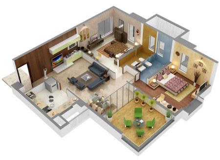21+ Best Online Home Interior \ Exterior Design Software (Free \ Paid) - design homes online