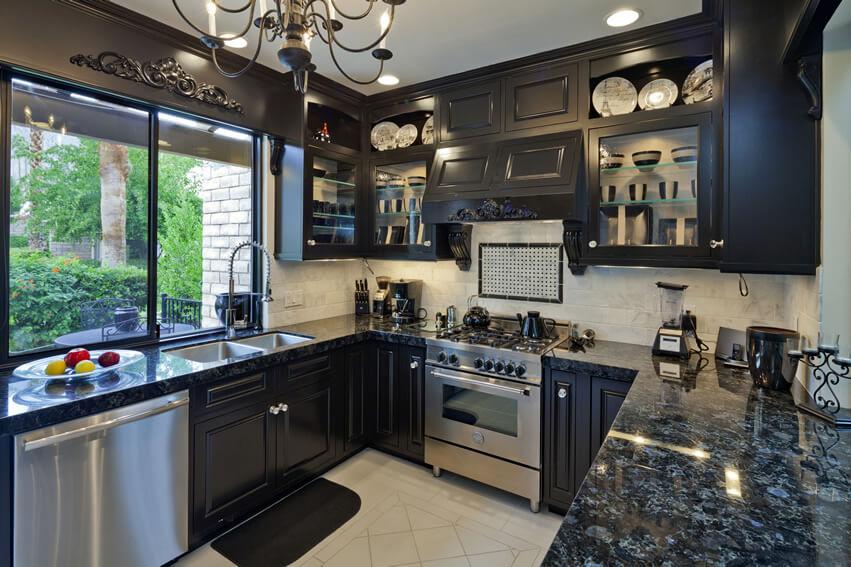25 Small Kitchen Design Ideas (Photo Gallery) - Home Dedicated - small kitchen design ideas photo gallery