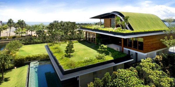 Ten Insights For Designing Eco-Friendly Green Homes | Home Design