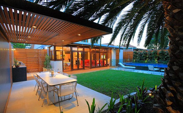 15 Modern And Contemporary Courtyard Gardens In The City | Home