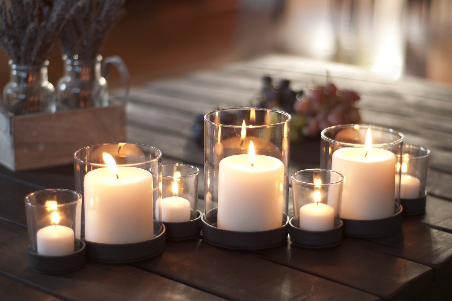 Fall Candles Wallpaper Beautiful Candle Holder Designs Home Designing
