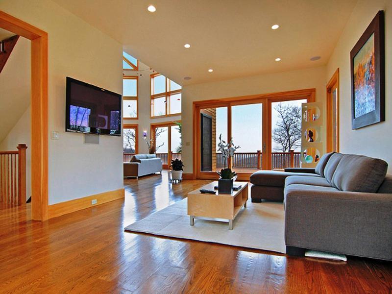 new york contemporary single family house