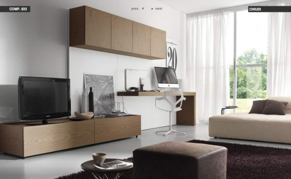 Modern Living Room Furniture Than Can Satisfy Even The