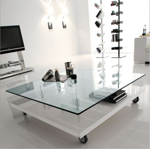 Made Couchtisch Top 4 Modern Glass Coffee Tables