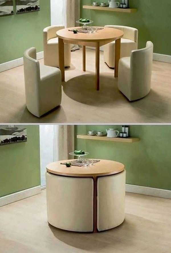Mesa Comedor Plegable How To Choose Modern Furniture For Small Spaces
