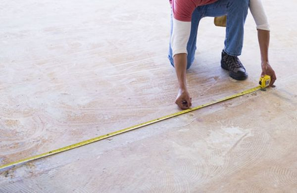How To Measure The Square Footage Of Carpet
