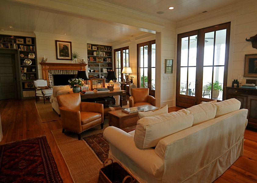 How to make a living room look larger? - how to make a small living room look bigger