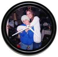Personalized Photo Wall Clocks