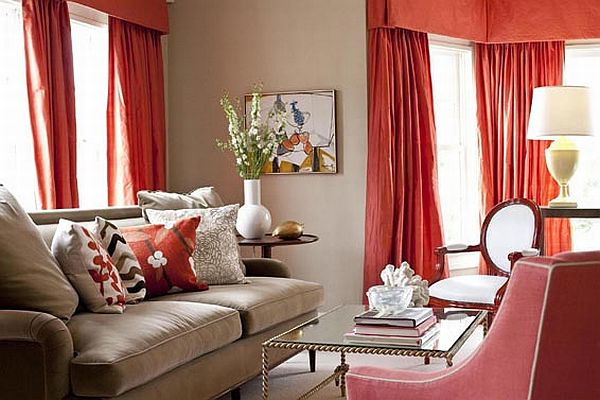 What Color Should I Paint My Living Room? - beige couch living room