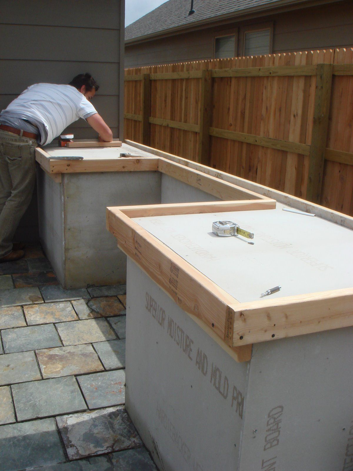 How To Build Outdoor Kitchen Cabinets How To Build Outdoor Kitchen Cabinets?