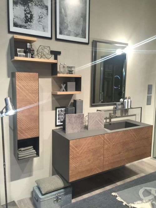 Medium Of Modern Bathroom Shelves