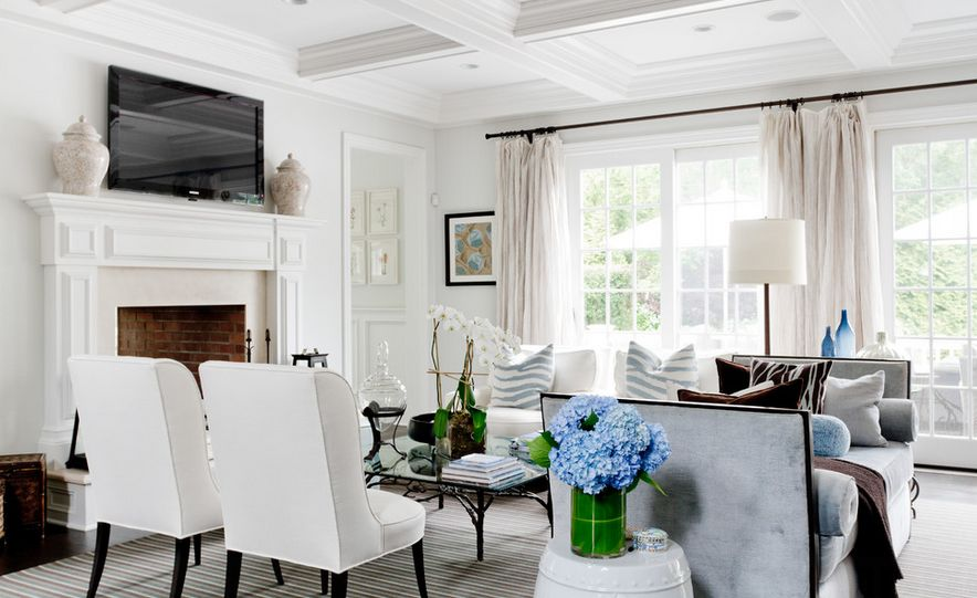 How To Efficiently Arrange The Furniture In A Small Living room - small living room chairs