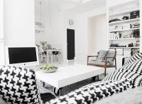 Another Black and White Interior Design