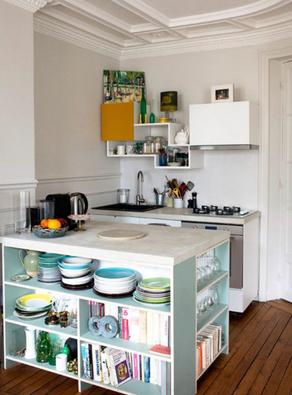 Pantry Size Kitchen-island-storage-for-small-spaces - Home Decorating