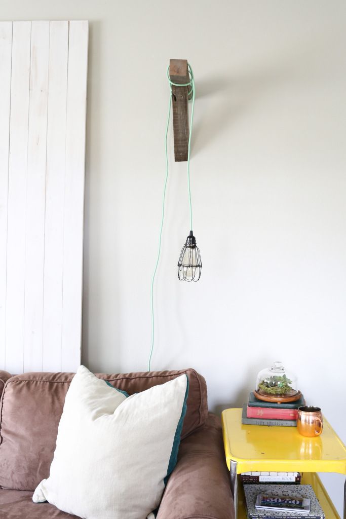 5 DIY Reading Lamps With Minimal Designs