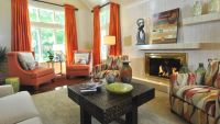 Autumn Colors, Prints And Patterns That Look Great On Curtains