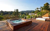 Outdoor Jacuzzi Ideas. Bathroombig Jacuzzi Outdoor Jacuzzi ...