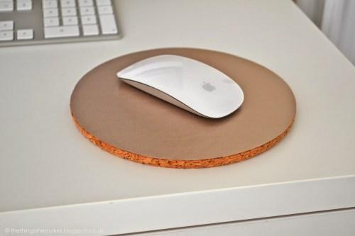 Medium Of Homemade Mouse Pad