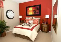 How To Decorate A Bedroom With Red Walls