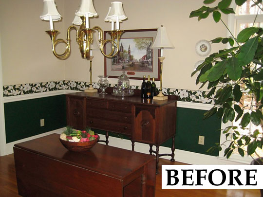 Dining Room Transformations Bring Style Back Into Focus