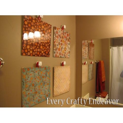 Medium Crop Of Diy Easy Wall Decor