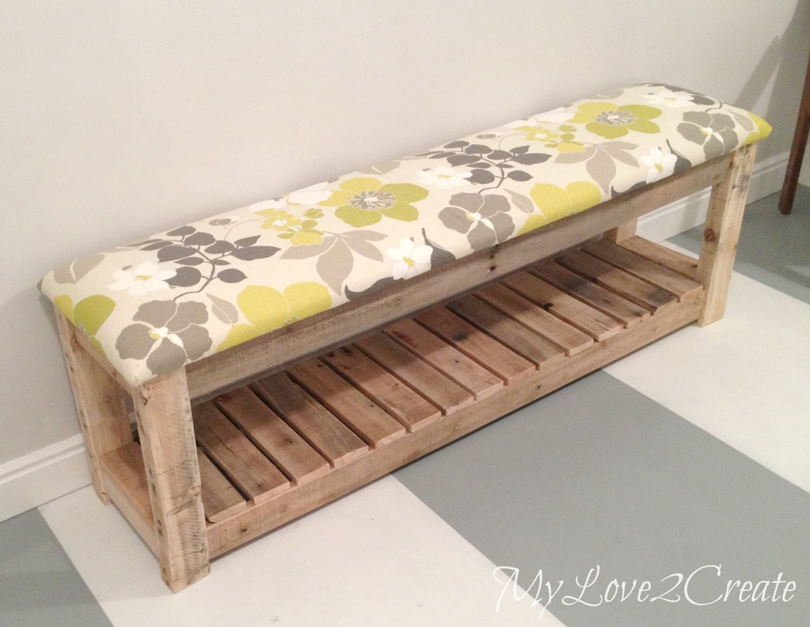 Diy Indoor Bench Seat How To Build An Upholstered Bench For Indoor Or Outdoor Use