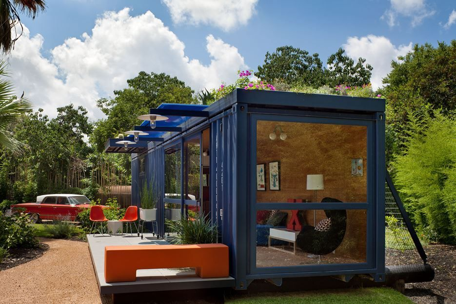 Design Container Huis 22 Most Beautiful Houses Made From Shipping Containers