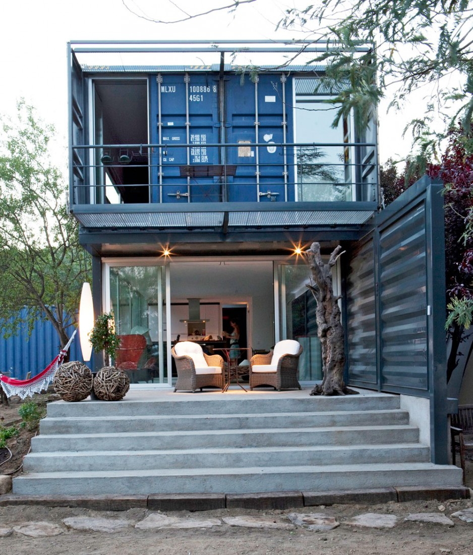 Container Haus Park 22 Most Beautiful Houses Made From Shipping Containers