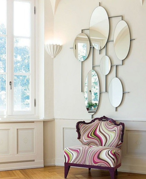 Feng Shui Wohnzimmer Spiegel Unusual Animal Shaped Mirrors By Creazioni