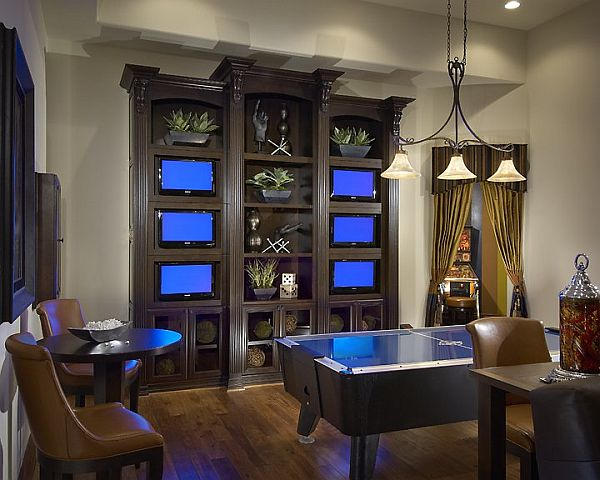 inspiring game rooms decorating room ideas